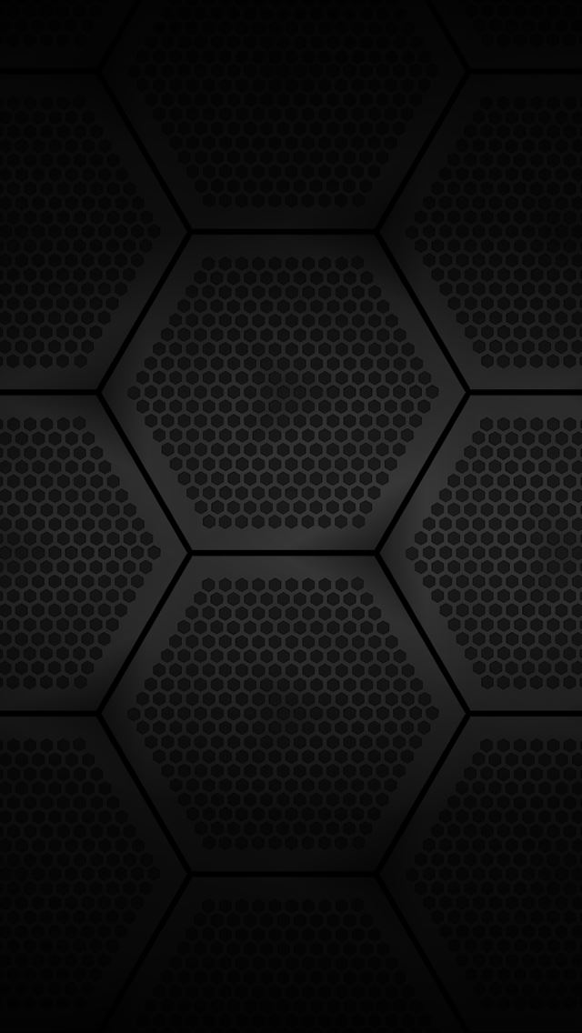 Hexagons Block iPhone wallpaper