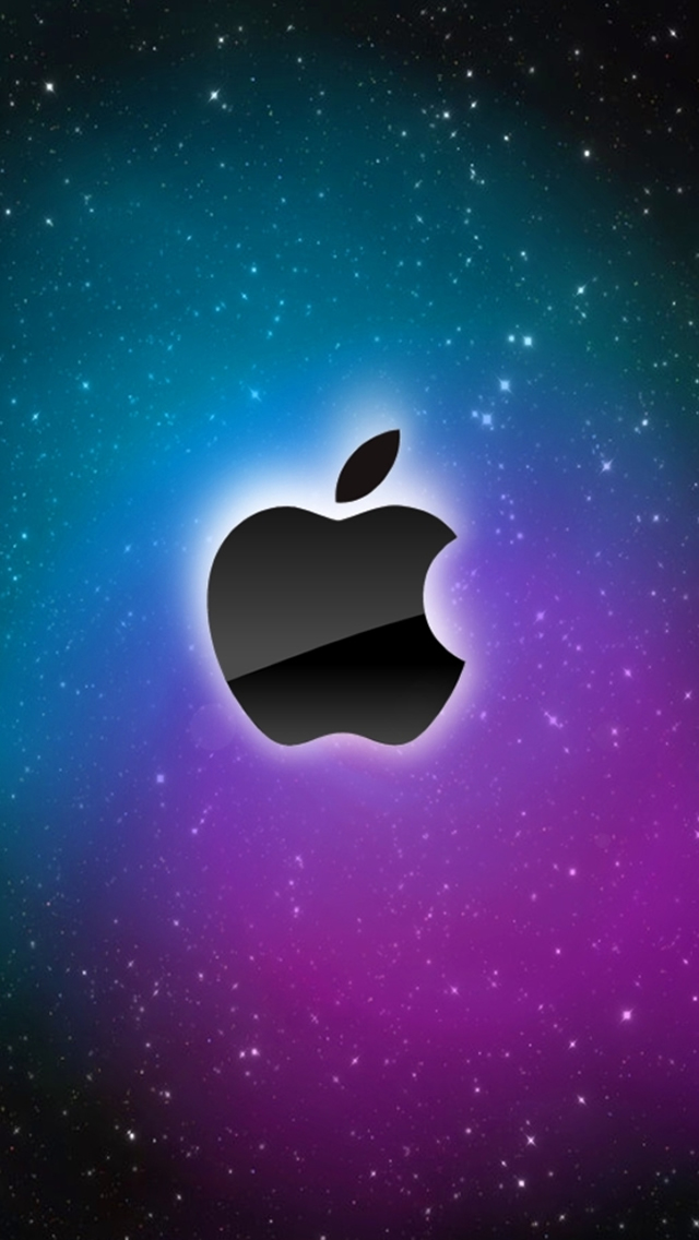 Apple Mac Logo iPhone wallpaper