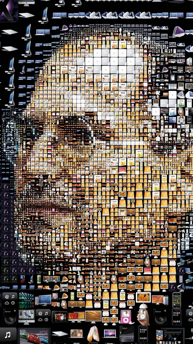 Steve Jobs Apple Iphone Wallpapers Free Download