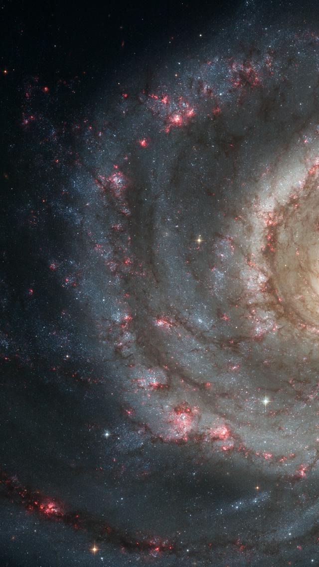 Whirlpool Galaxy iphone wallpaper ilikewallpaper com