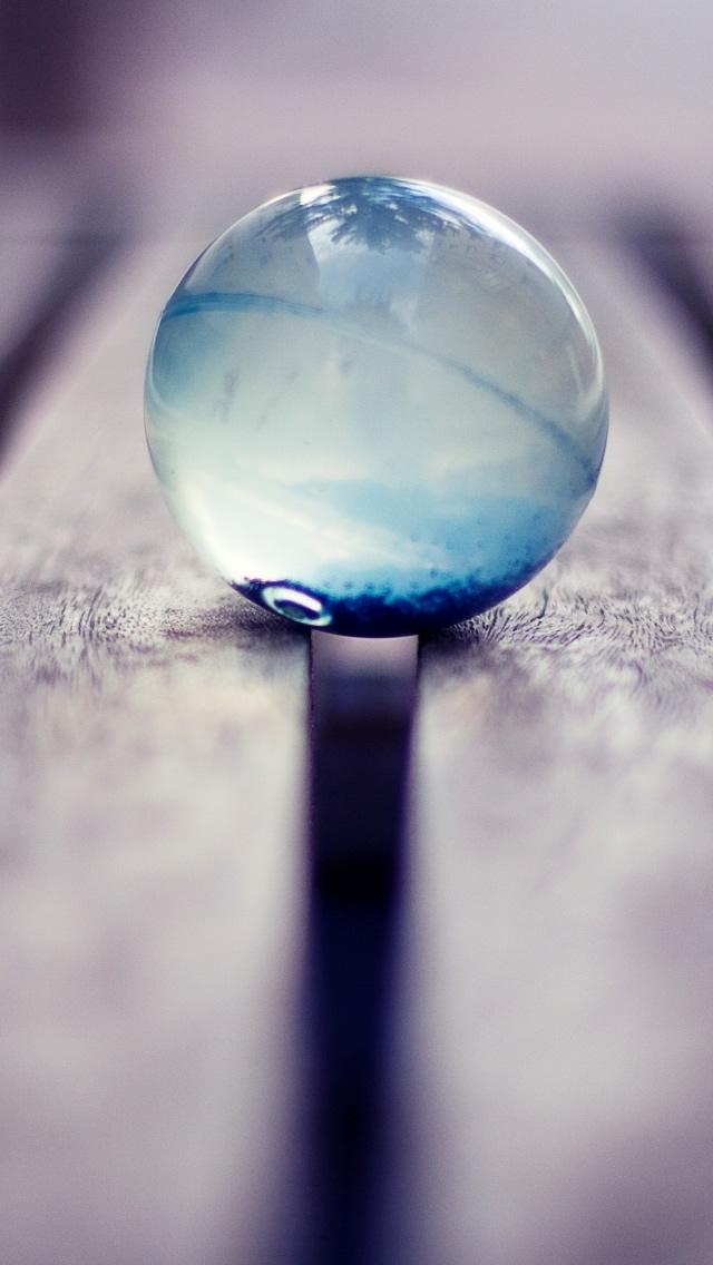 Glass Bead iPhone wallpaper