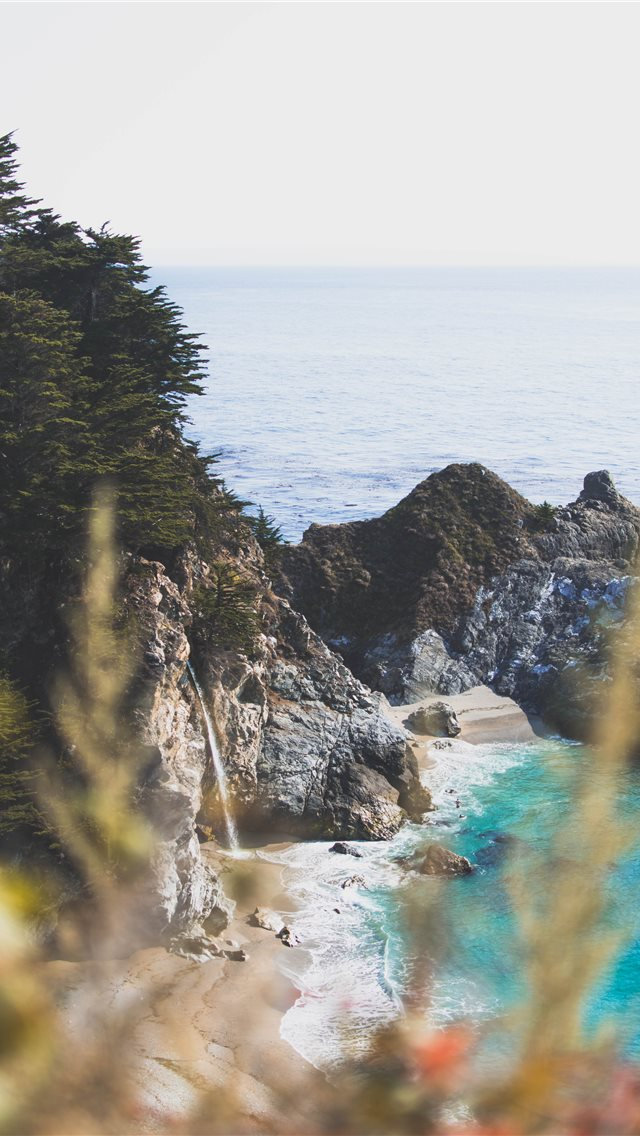 Big Sur United States Iphone Wallpapers Free Download