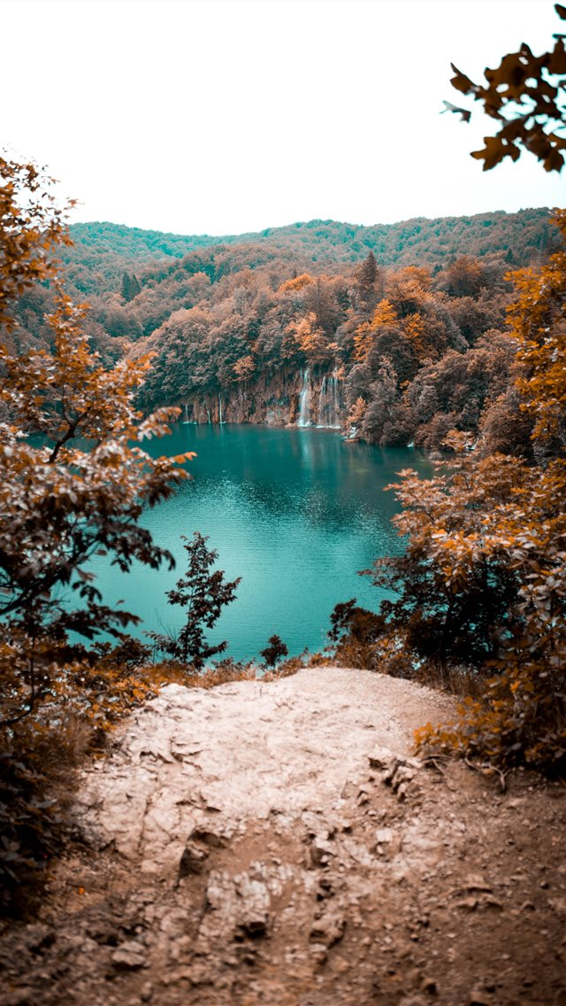 Lake View Iphone Wallpapers Free Download