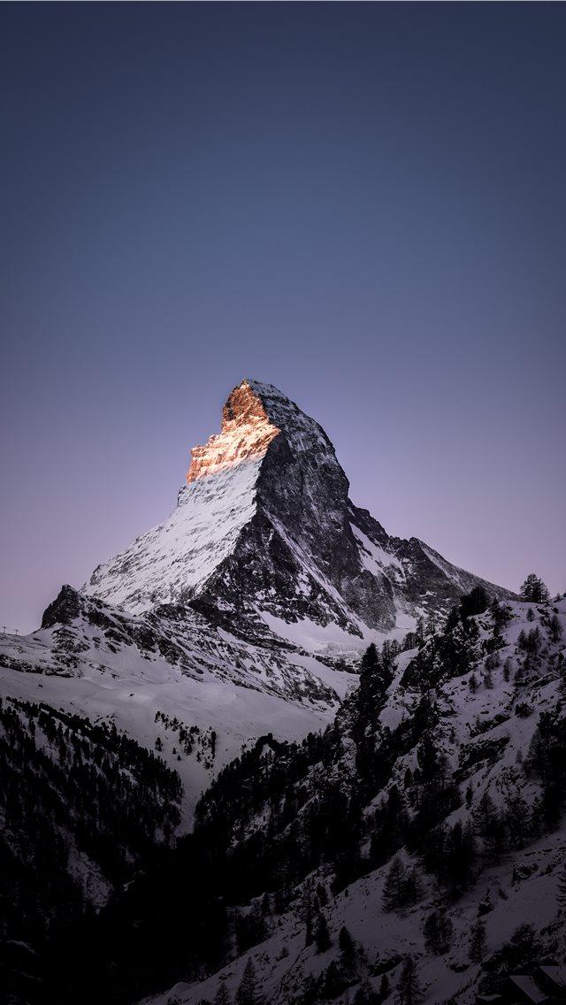 Matterhorn Zermatt Switzerland iphone wallpaper ilikewallpaper com