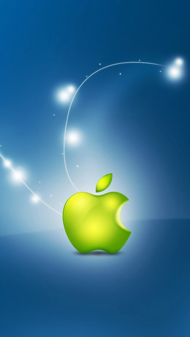 Artistic Apple Logo Iphone Wallpapers Free Download