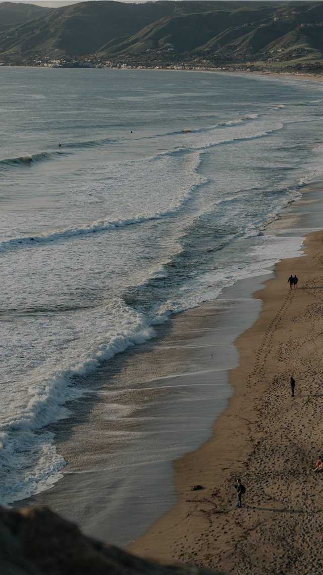 Malibu iPhone wallpaper