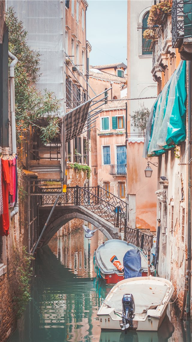 Venezia Venice Italy Iphone Wallpapers Free Download