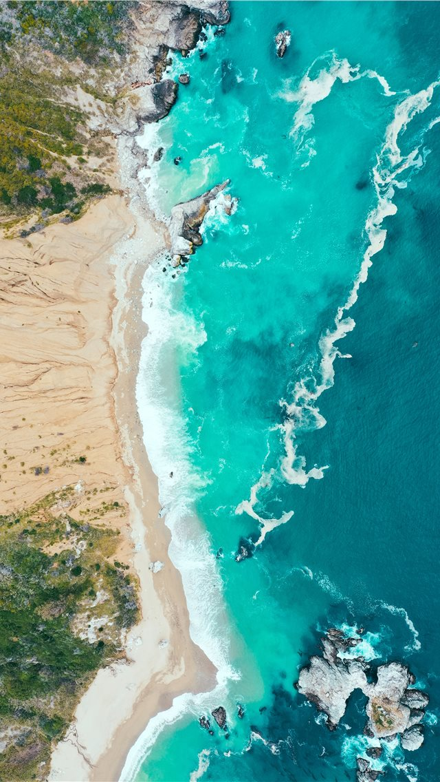 Big Sur  United States iPhone wallpaper