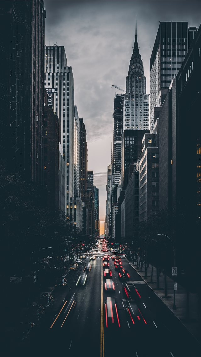 Tudor City  New York  United States iPhone wallpaper