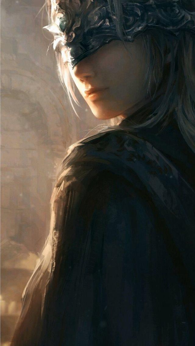 Dark Souls Girl 4k Iphone Wallpapers Free Download