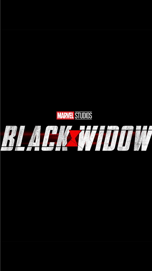 black widow 2020 movie iPhone wallpaper