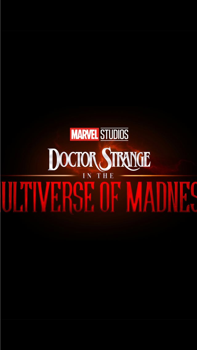 doctor strange in the multiverse of madness iPhone wallpaper