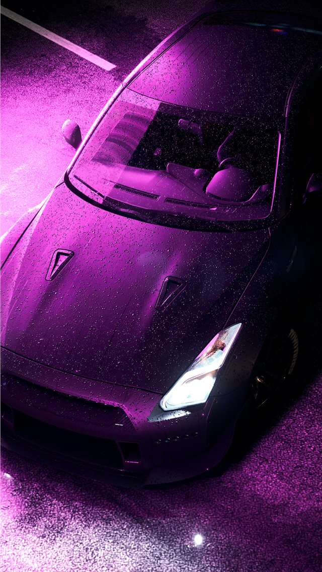 need for speed nissan gtr 8k iPhone wallpaper