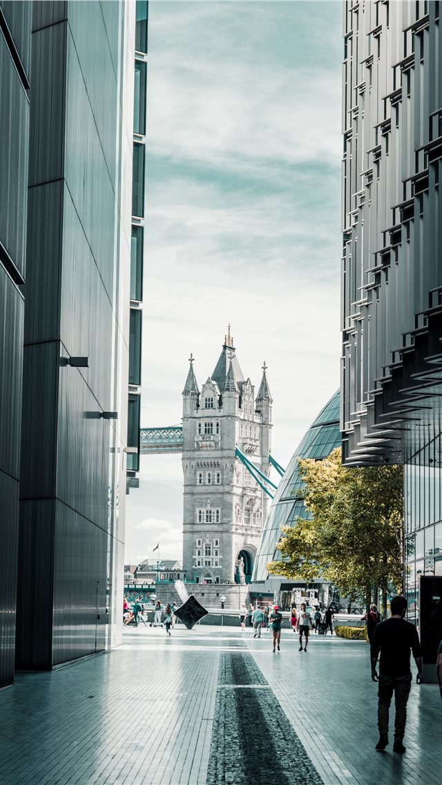 Tower Bridge   London  England iPhone wallpaper