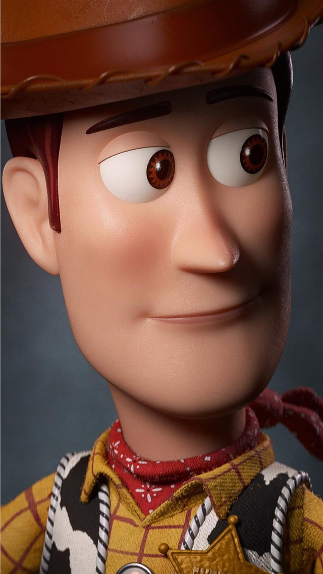 woody toy story 4 iPhone wallpaper