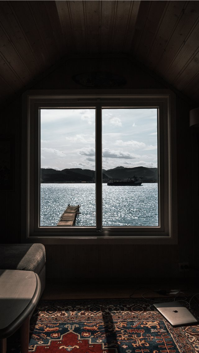 Norway  Ålesund   Office for the weekend   iPhone wallpaper