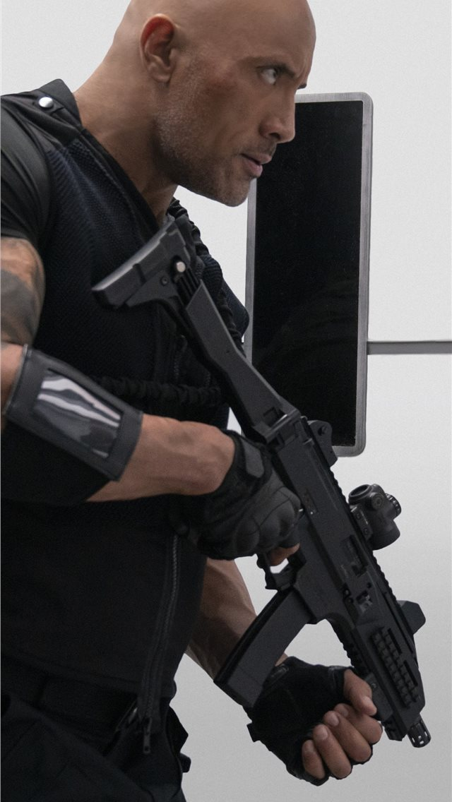 hobbs and shaw 8k 2019 iPhone wallpaper