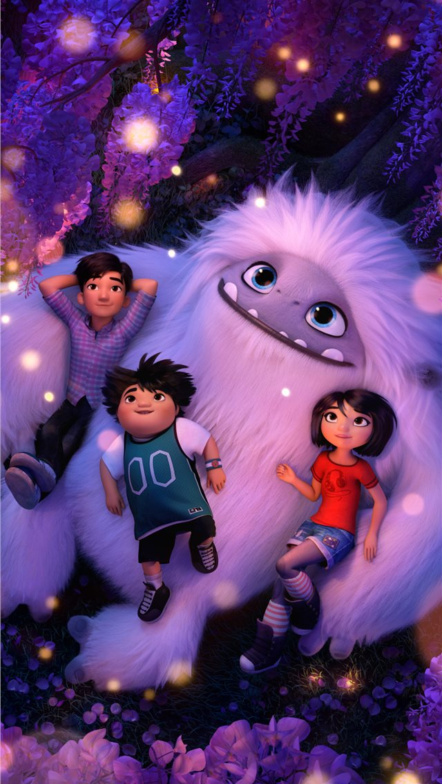 Abominable Animated Movie 8k Iphone Wallpapers Free Download