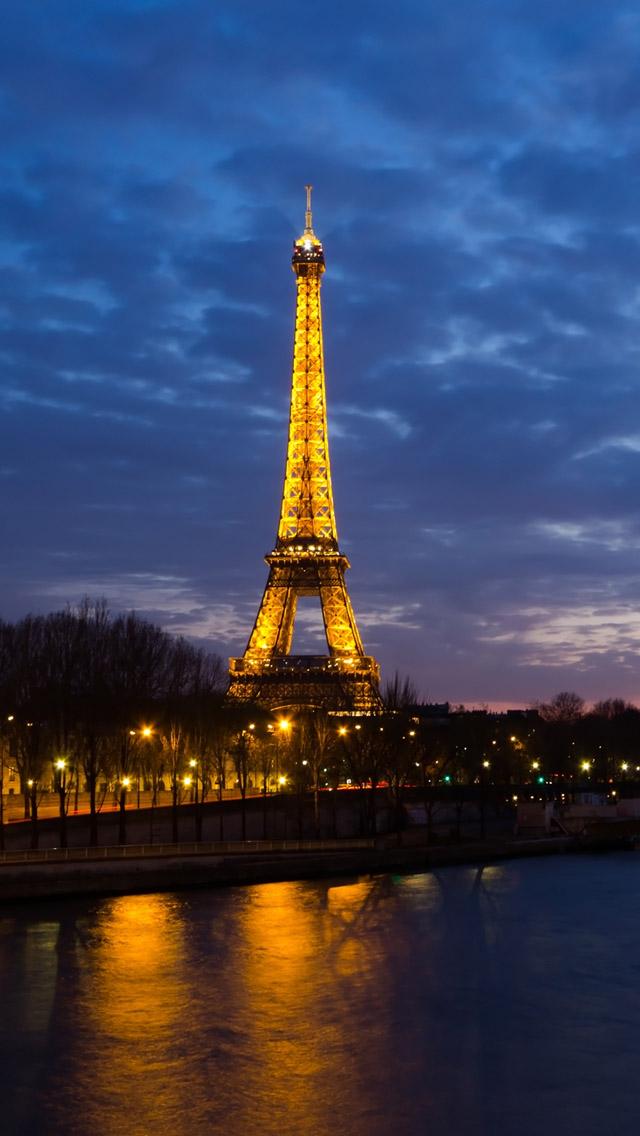Best Eiffel Tower Iphone Wallpapers Hd Ilikewallpaper