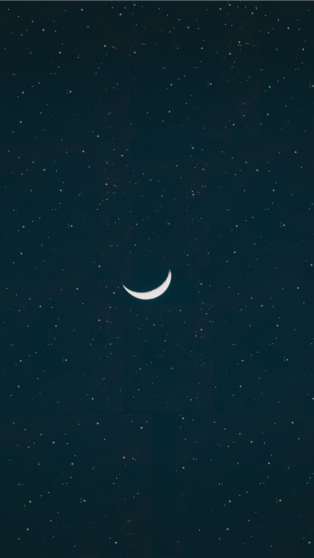 white moon wallpaper iPhone wallpaper
