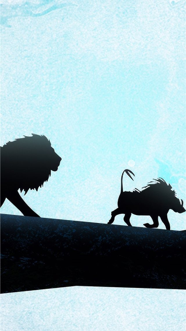 hakuna matata 4k iPhone wallpaper