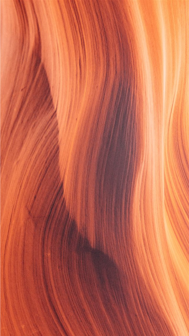 brown abstract painting iPhone wallpaper