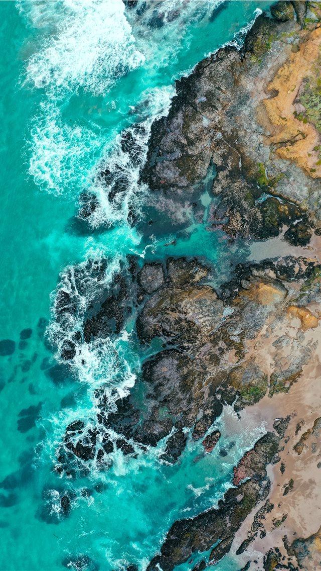 ocean photography iPhone wallpaper