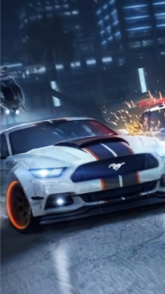 need for speed heat 2019 game iPhone wallpaper