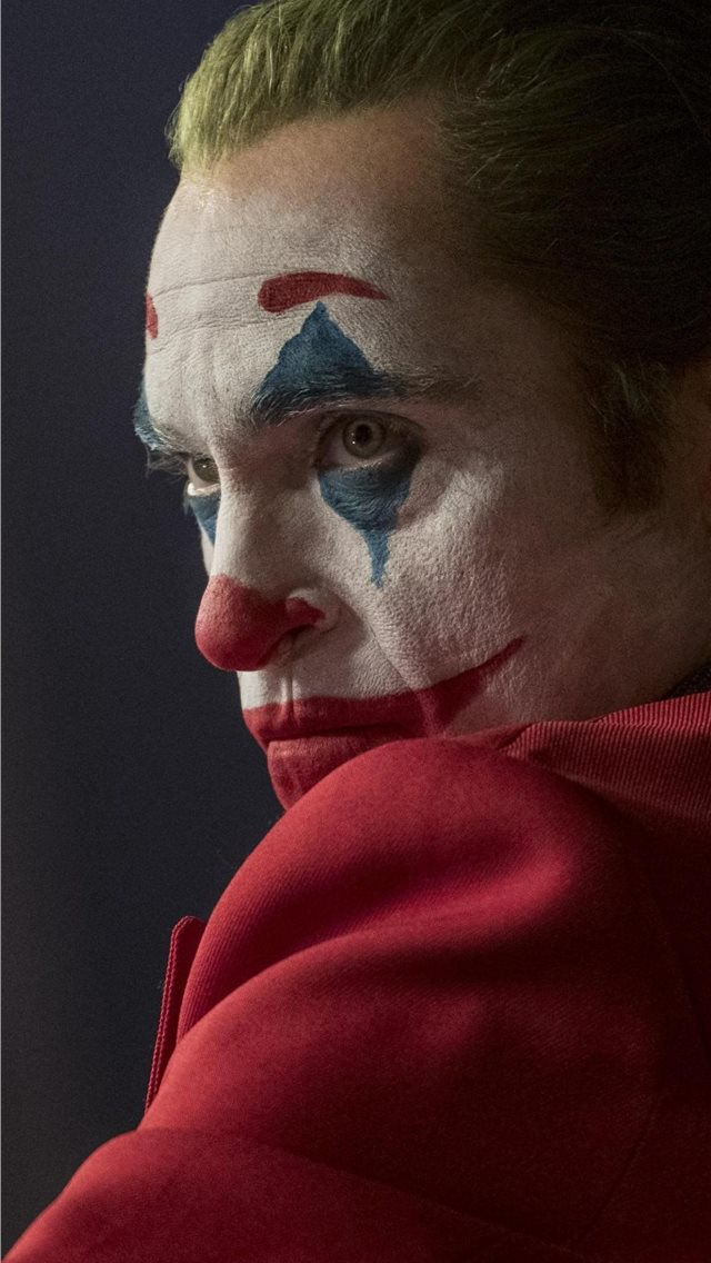 joker joaquin phoenix movie iPhone wallpaper