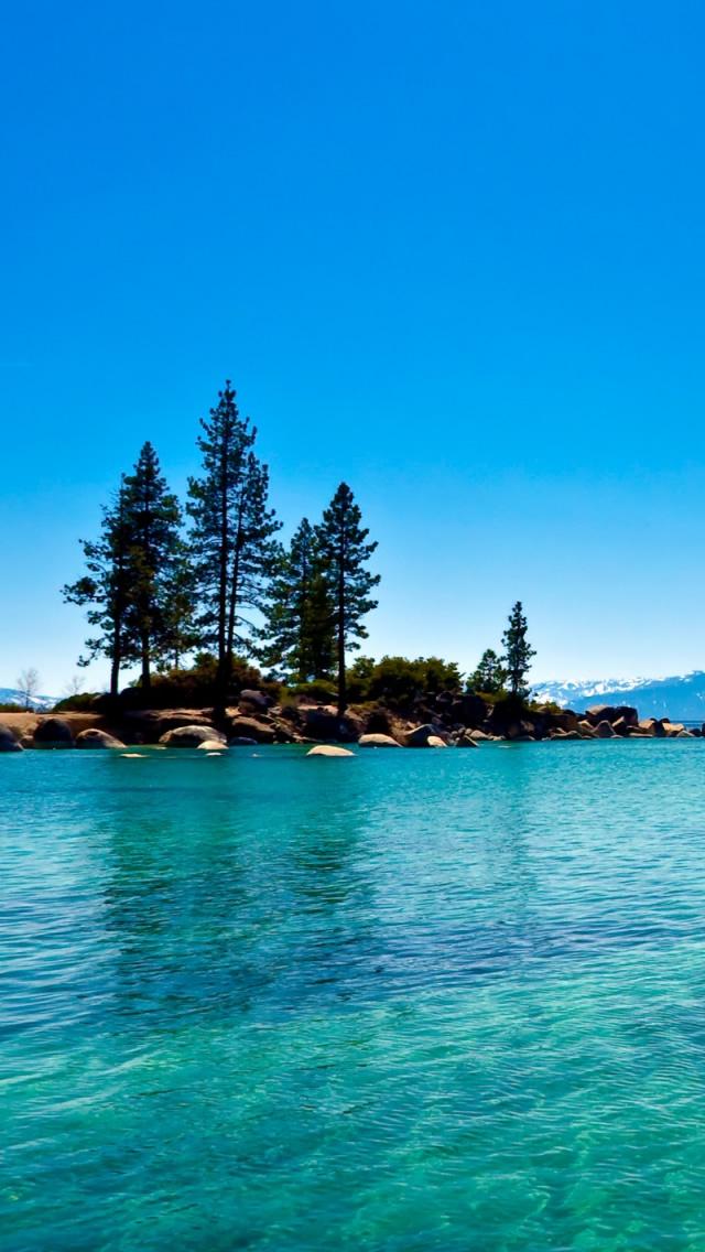 Lake Tahoe California Iphone Wallpapers Free Download