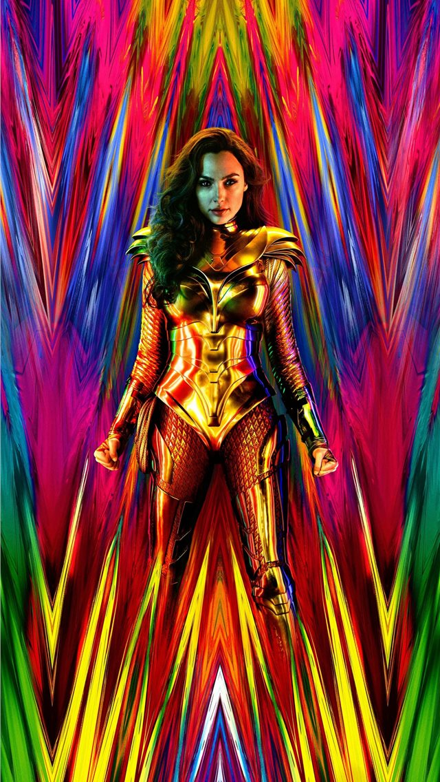 wonder woman 1984 4k iPhone wallpaper