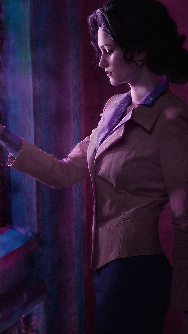 snow white telltale game cosplay 4k iPhone wallpaper
