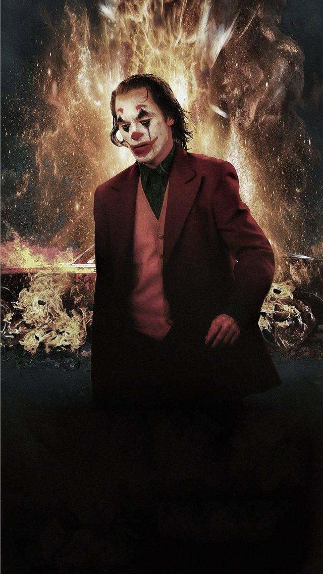 joker 2019 movie 4k new iPhone wallpaper