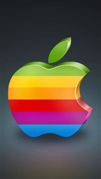 Apple 3D iphone wallpaper ilikewallpaper com 200