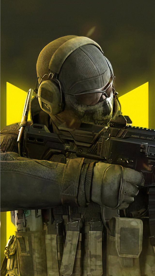 call of duty mobile 4k 2019 iPhone wallpaper