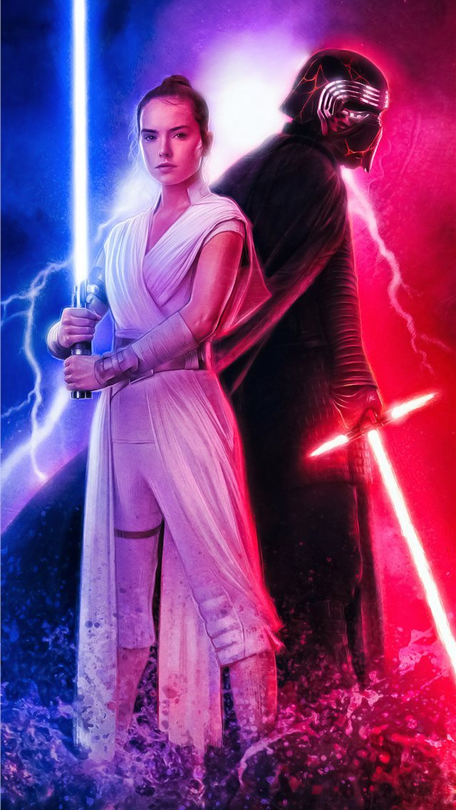 Best Star Wars The Rise Of Skywalker Iphone Wallpapers Hd Ilikewallpaper