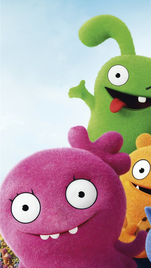 uglydolls 2019 iPhone wallpaper