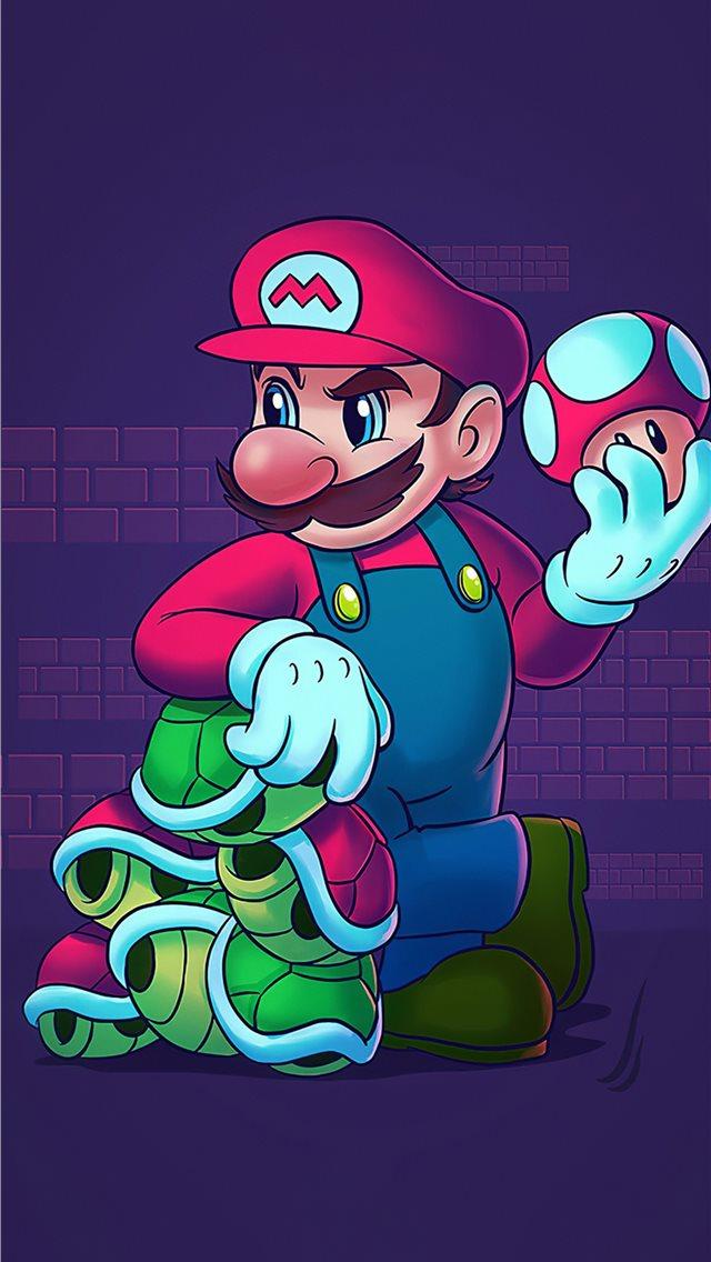 Super Mario Nintendo 4k Iphone Wallpapers Free Download