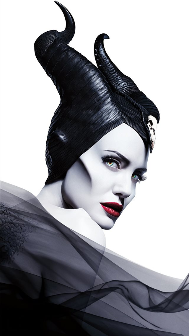 maleficent mistress of evil 4k 2019 iPhone wallpaper
