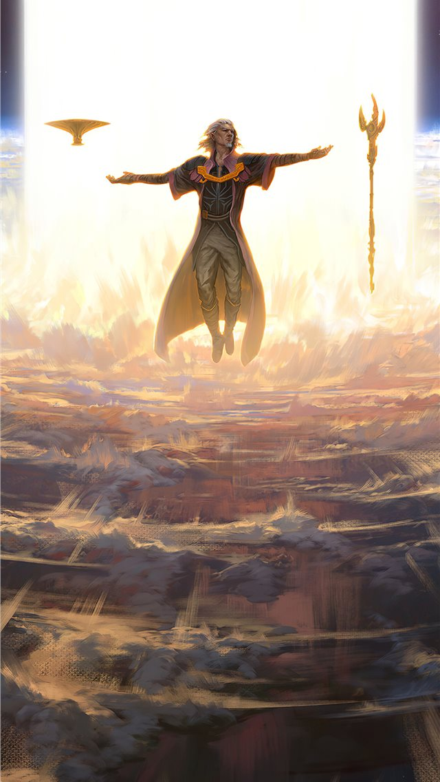 urzas ruinous blast magic the gathering 4k iPhone wallpaper