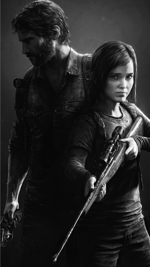 the last of us remastered game 4k iPhone wallpaper