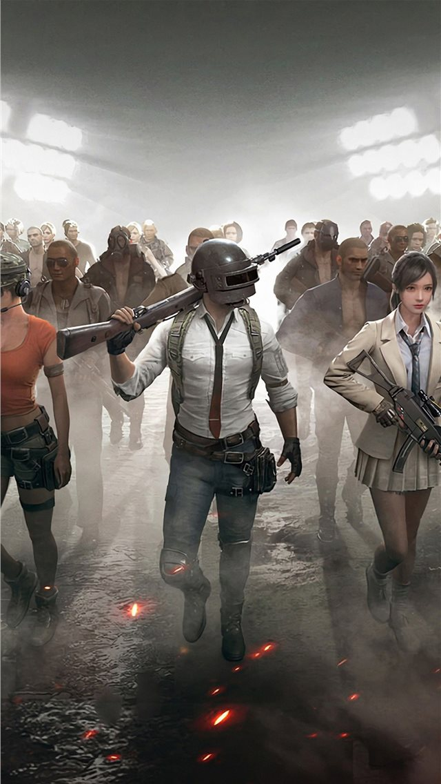 PlayerUnknown's Battlegrounds iOS games Android ga... iPhone wallpaper