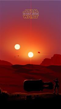 Best Minimalist Star Wars Iphone Wallpapers Hd 2020 Ilikewallpaper