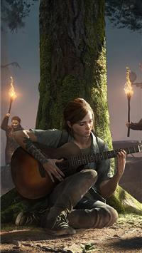 Best The Last Of Us Part 2 Iphone Wallpapers Hd Ilikewallpaper