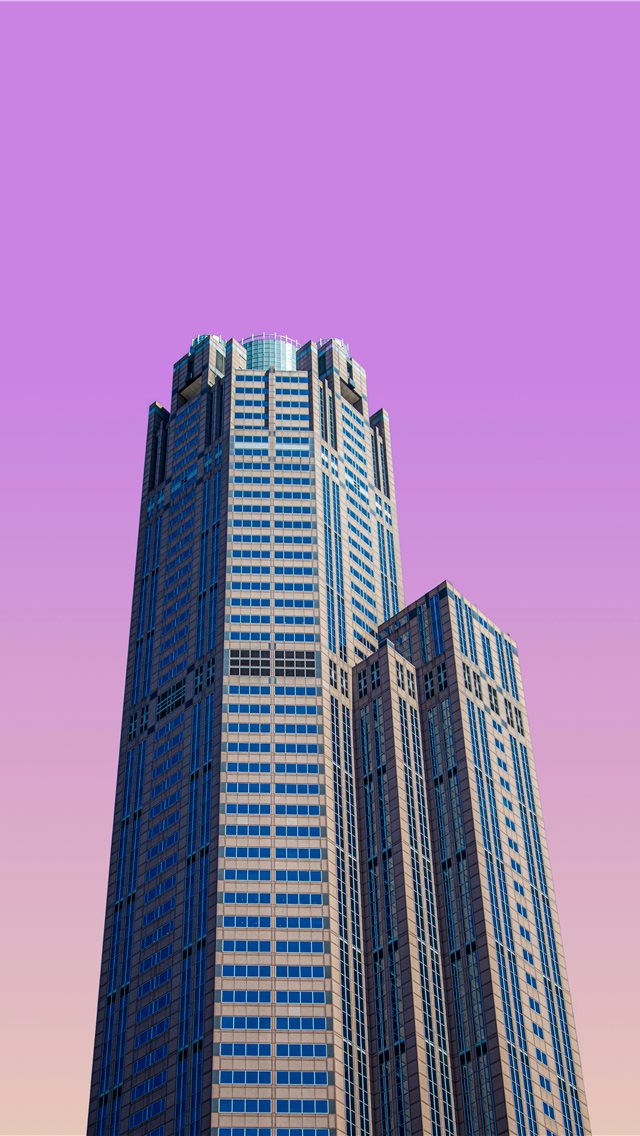 high rise building iPhone wallpaper