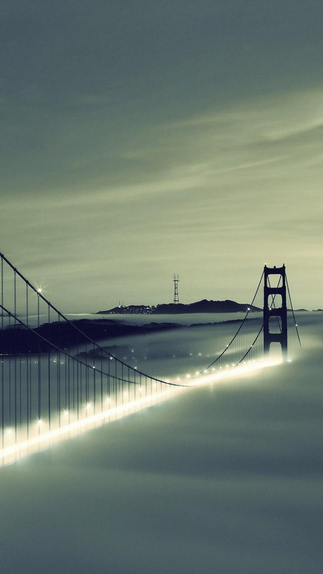 Golden Gate Bridge Iphone Wallpapers Free Download