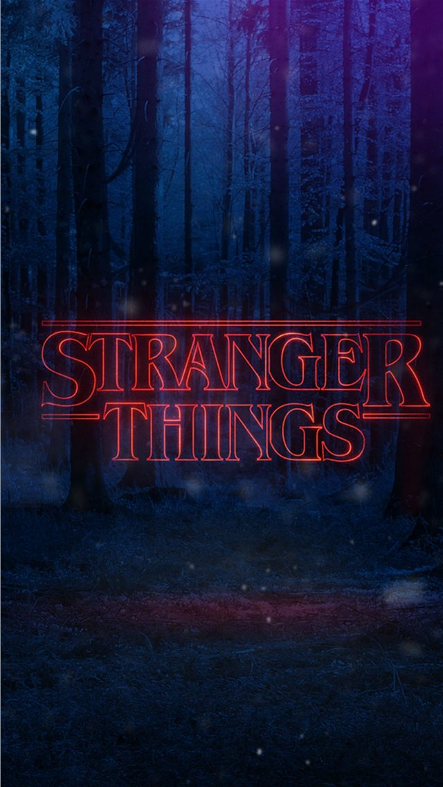 Stranger Things Aesthetic Top Free Stranger Things... iPhone wallpaper
