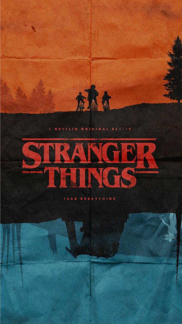 Stranger Things Top Free Stranger Things Wallpaper... iPhone wallpaper