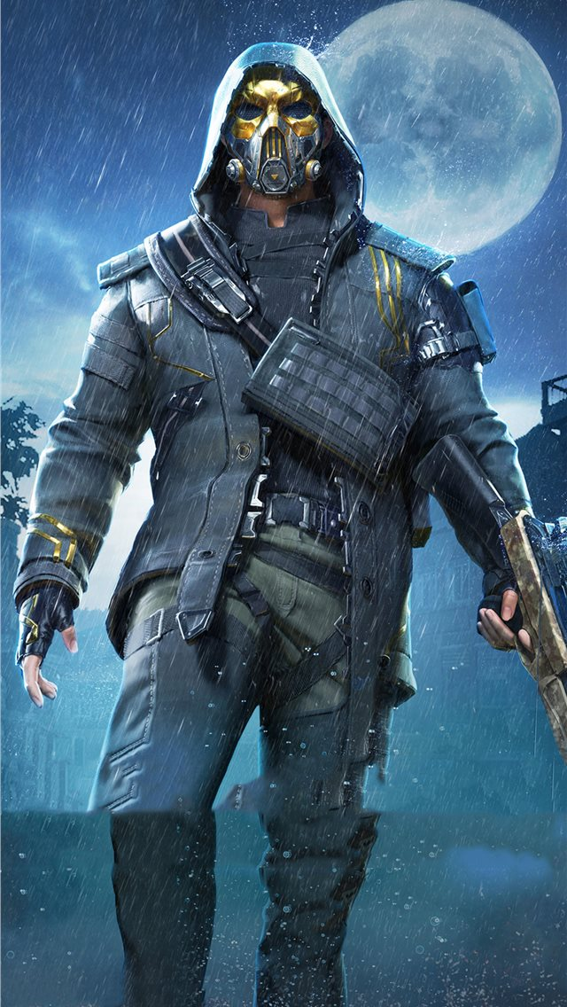 pubg new season iPhone wallpaper
