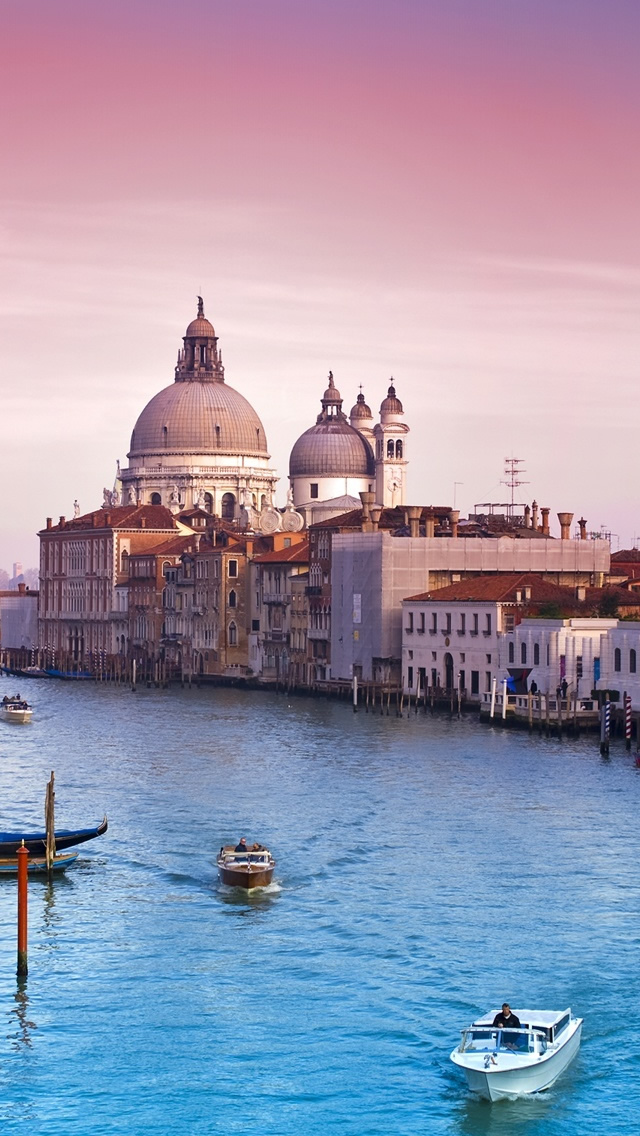 Beauty Of Venice Iphone Wallpapers Free Download